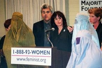 Mavis Leno On Why She Campaigns For Afghan Women's Rights