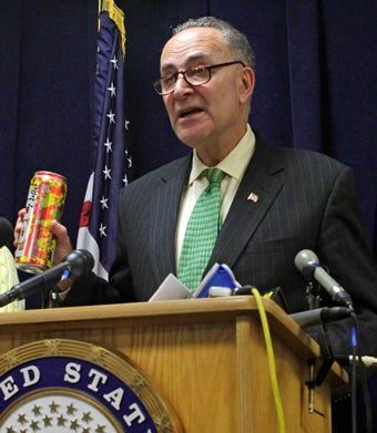 New York Senator Tackles America's Most Pressing Problem, Four Loko