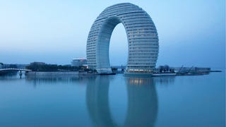 These Fantastic Buildings Are Like Wedding Rings For Giants