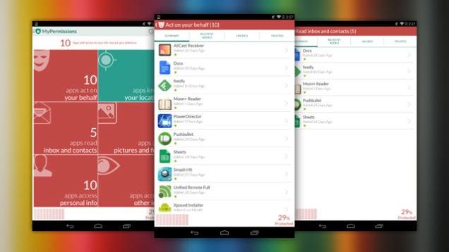 Cómo descubrir qué aplicaciones acceden a tus datos en Android