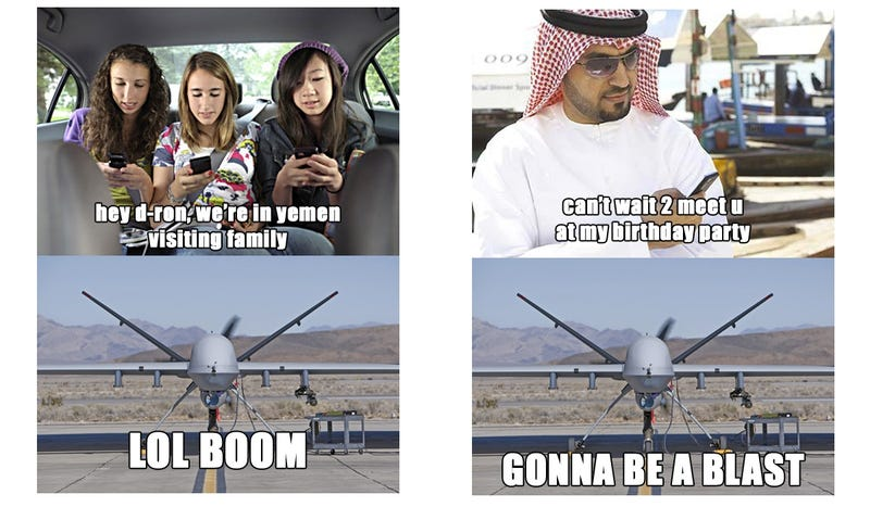 Texts From Drone Is Your New Favorite Tumblr