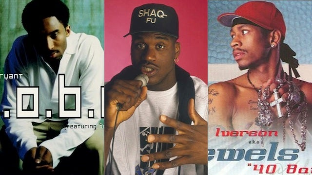 """Life Is Like A Jump Shot"": Reviewing The Unremarkable History Of NBA Rappers"