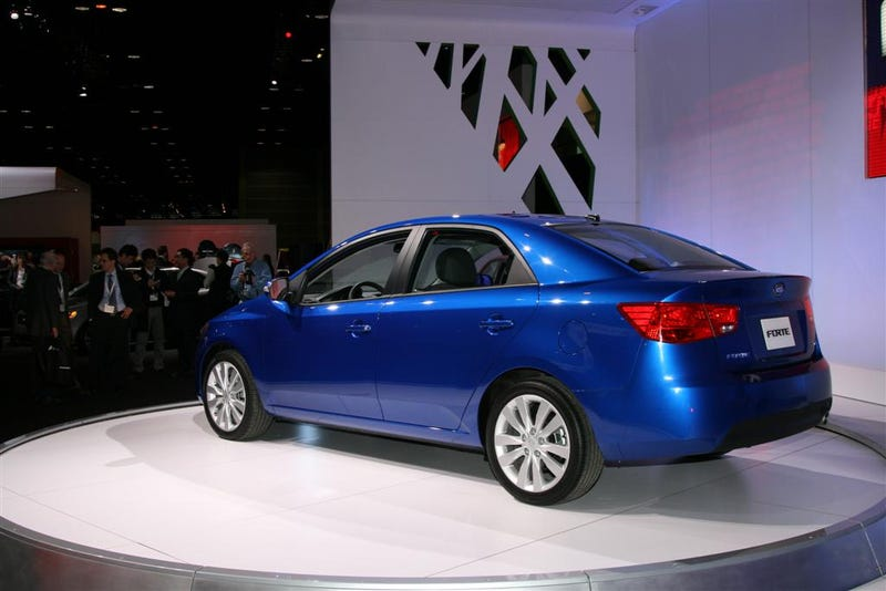 2010 Kia Forte Is The New Spectra