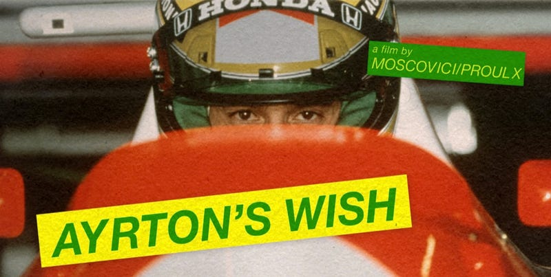 Ayrton's Wish Shows The Children Who Benefit From The Senna Legacy