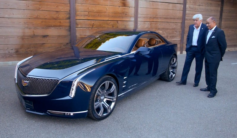 Does The Cadillac Elmiraj Live Up To Jay Leno's Luxury Standard?