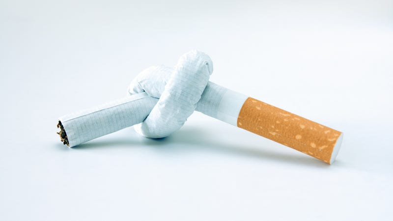 Exercise Will Help You Quit Smoking