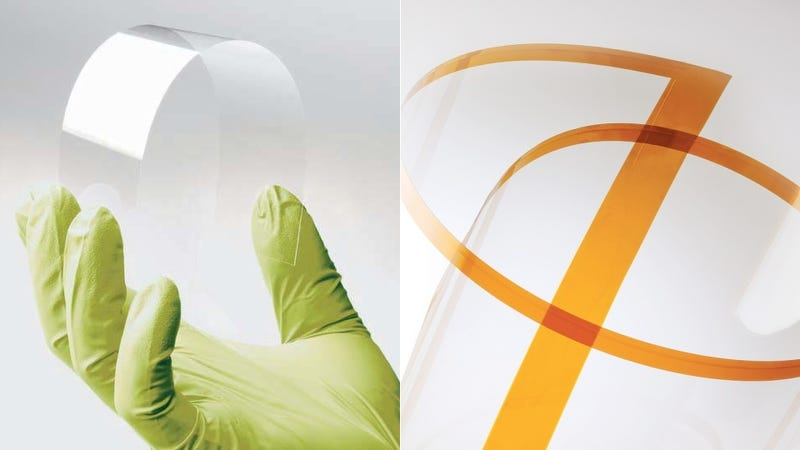 What Crazy Gadgets Will Be Made With Corning's New Flexible Glass?