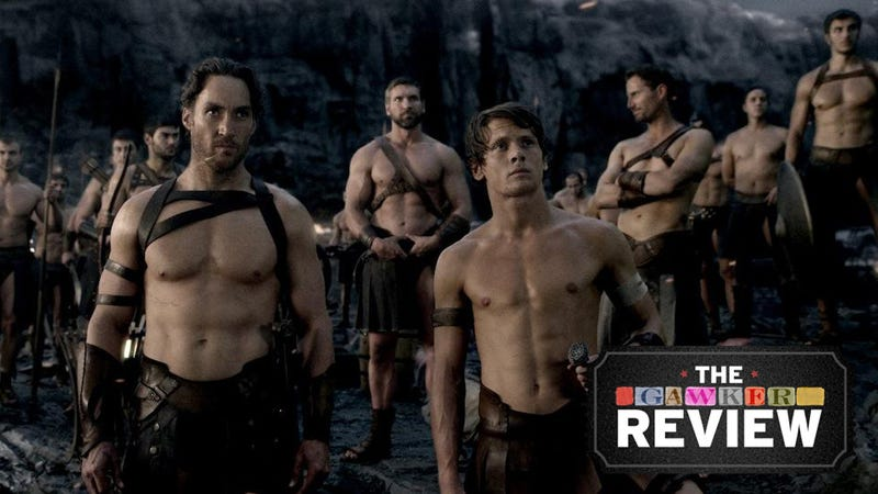 300: Rise of an Empire Is Predictably, Hilariously Gay