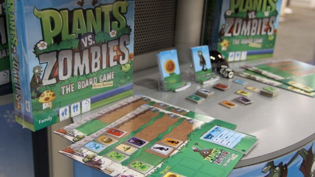 This Is An Official Plants Vs Zombies Board Game