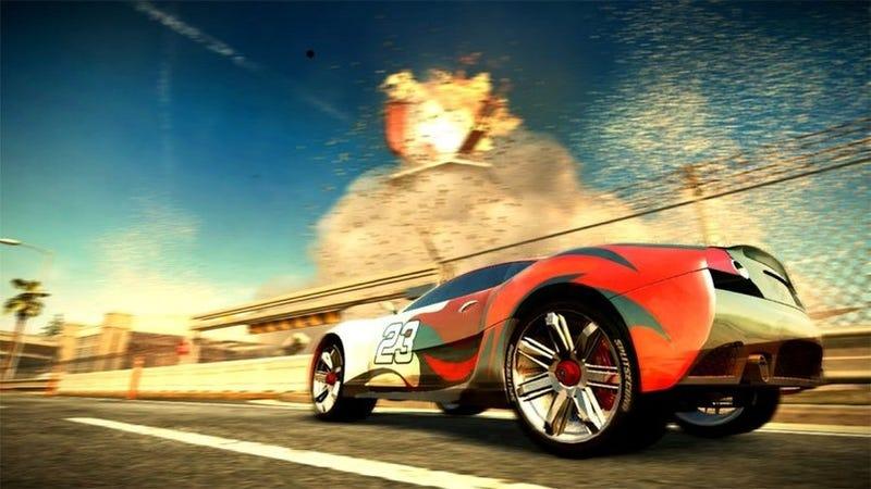 Impressions: Split Second Blends Well-Timed Destruction, Racing