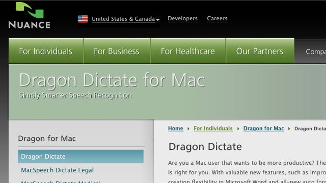 Dragon Dictate for Mac 2.5 Improves Voice Accuracy, Ties in Dragon Remote Mic App for iOS