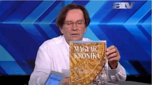 Klág riporter kidőlt, mégsem megyünk el szó nélkül Kerényi mellett