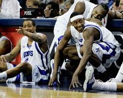Memphis Tigers' Winning Combination