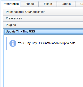 How to Build Your Own Syncing RSS Reader with Tiny Tiny RSS