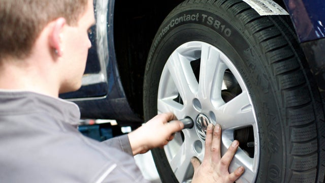 German Scientists Developing Electronic 'Smart Tires'