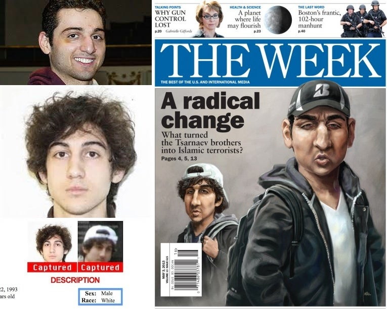 The Week Magically Turns White Bombers Brown for Its Latest Cover