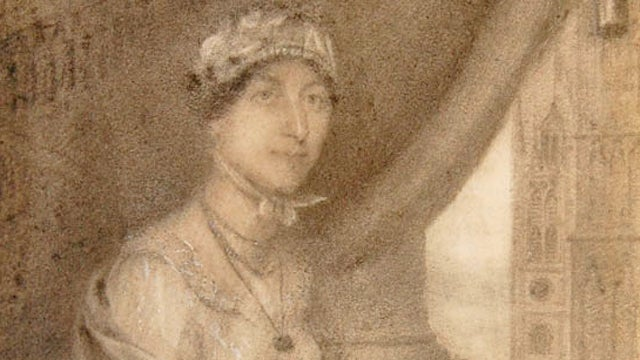 Is This Comely Lady the Real Jane Austen?