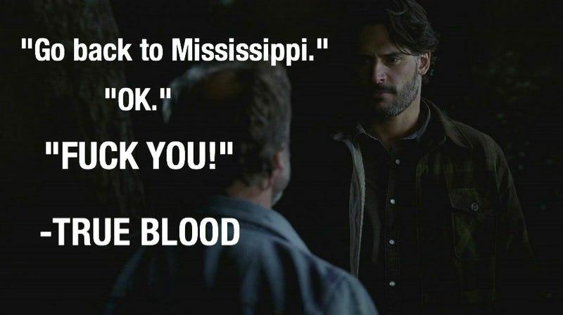 True Blood's got 99 plot lines, and now Rick Santorum's one?