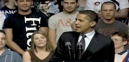 Barack Obama's Abercrombie Boys