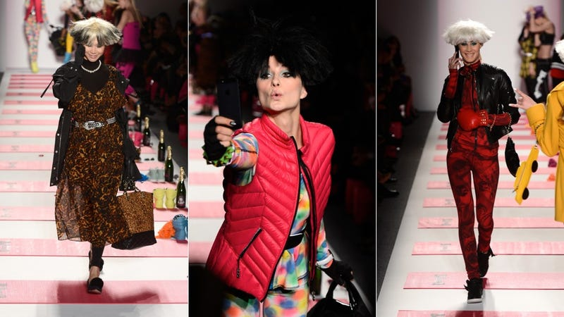 Betsey Johnson Debuts the High Energy Champagne Workout
