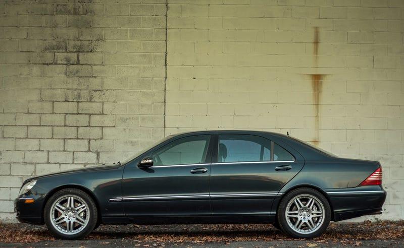 The 180 MPH Cheaper Sleeper: The story of my Mercedes S600 V12 TT