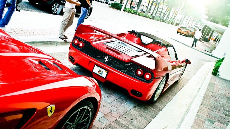 COTD: Ferraris In Miami Edition