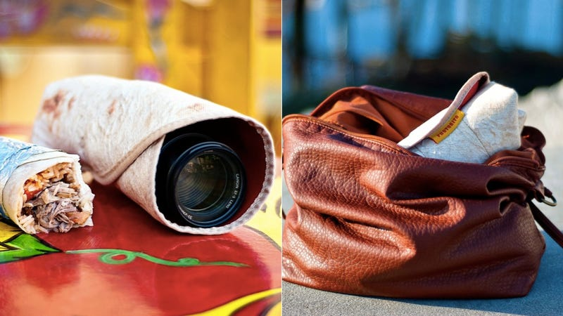Wrap Your Lens in a Burrito