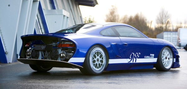 9ff GT9 Hits 254mph, Still Not World's Fastest Car
