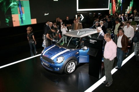 Detroit Auto Show: The MINI Clubmans Are Coming, The Clubmans Are Coming