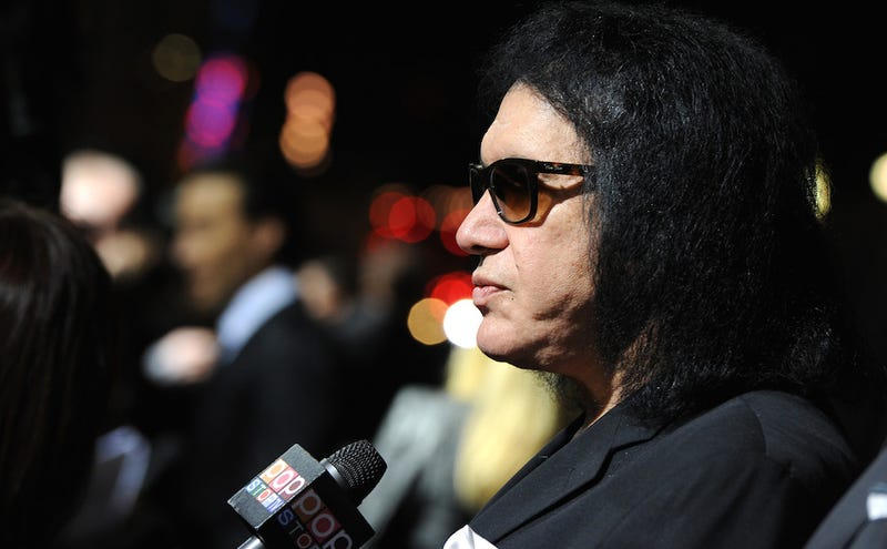 ​Gene Simmons Is Sorry for Telling Depressed People to Kill Themselves