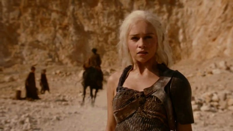 On Game of Thrones, knowledge is power and truth is slavery