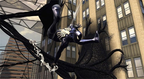 Spider-Man: Web Of Shadows Impressions