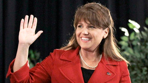 Christine O'Donnell Will End the Republican Presidential Contest Tonight