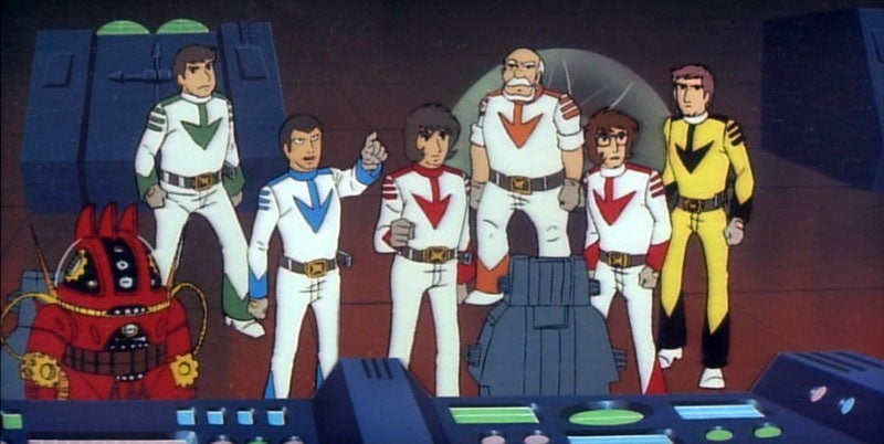 America wants in on the live-action Star Blazers remake action