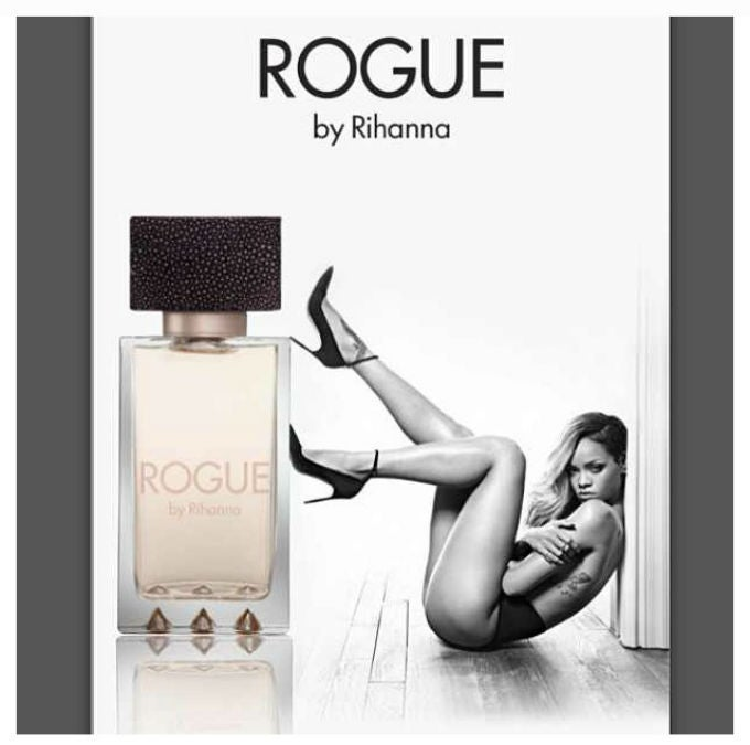 Rihanna's Perfume Ad Deemed Too Sexy for Innocent Children's Eyes