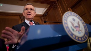 House Republicans Hold Stunt Vote to Prove They Hate Harry Reid
