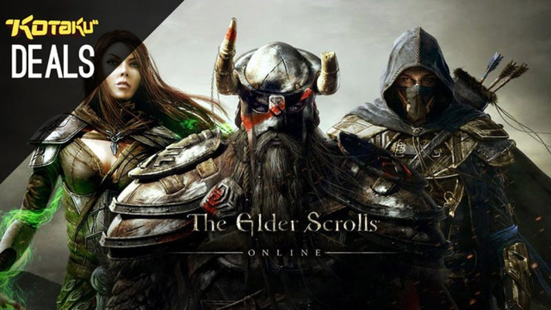 New Humble Weekly, Elder Scrolls Online, Free Four Swords [Deals]
