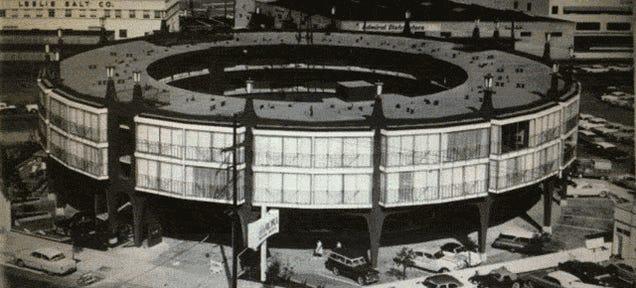 Was Apple's Futuristic HQ Inspired By A 1960s-era San Francisco Motel?