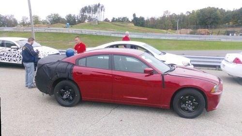 2011 Dodge Charger Pursuit: Great American Cop Car Shootout