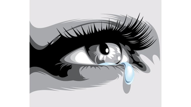 Researchers Claim Crying Doesn't Make You Feel Better But What Do They Know? Sniff.