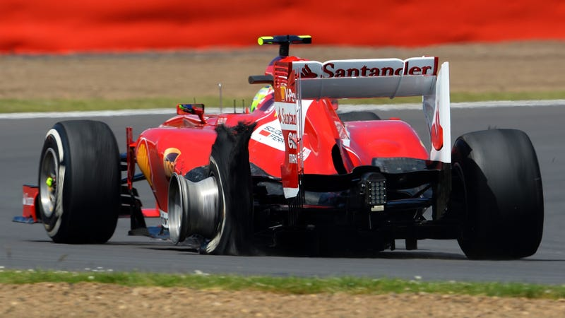 Bernie Ecclestone Not Worried About F1 Boycott Due To Awful Tires