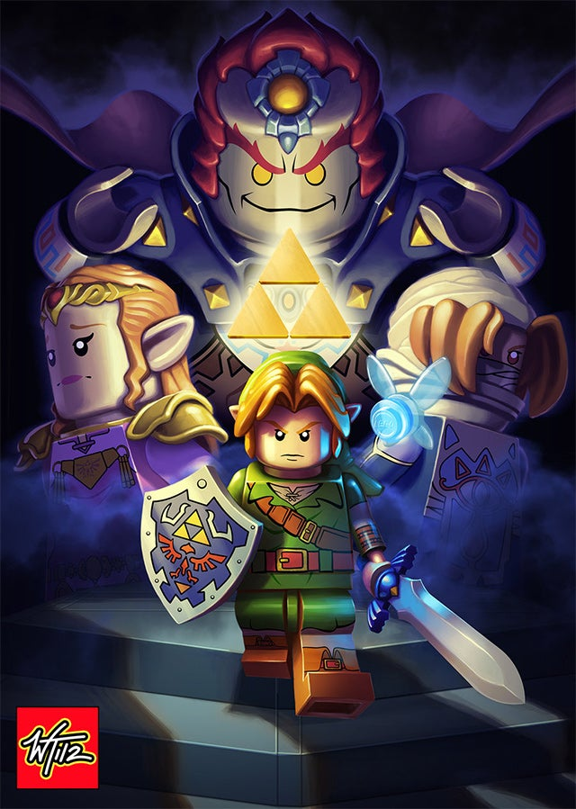 LEGO Zelda, You Look So Good, Why Can't I Buy You?