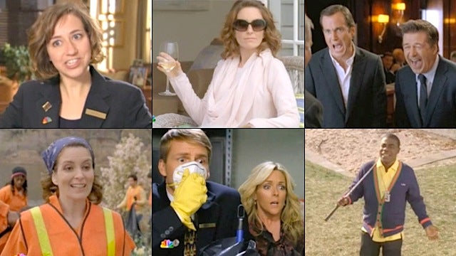 Holy Crap, The Extended Look At 30 Rock's New Season Is Awesome