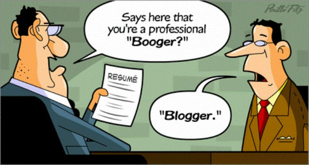 How I Started Writing for Lifehacker, and Advice to Aspiring Bloggers