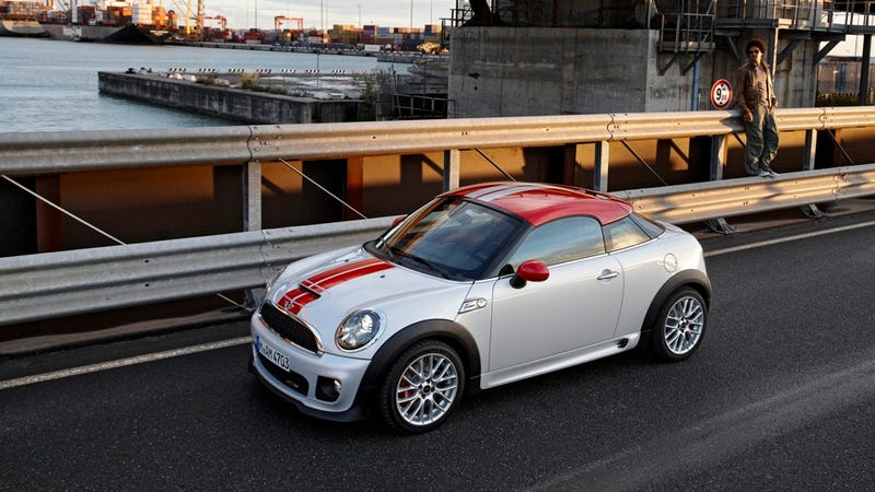 Mini Cooper Coupe: Exterior Photos