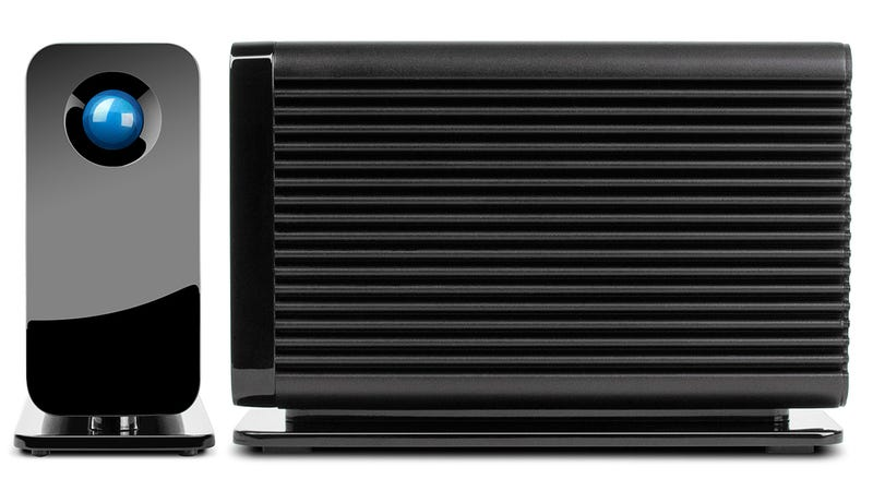 LaCie's Little Big Disk Thunderbolt 2 Is as Fast as External Drives Get