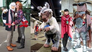 The Most Mind-Blowing Cosplay From Emerald City Comic