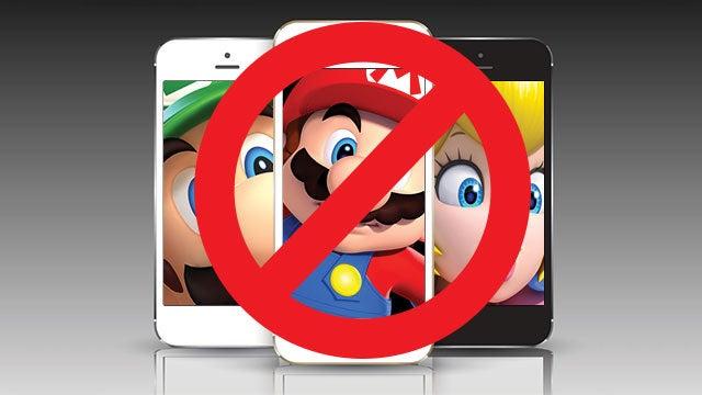 Nintendo Denies Smartphone Game Rumors