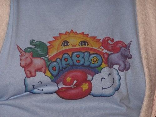 Behold The New Diablo III Logo T-Shirt