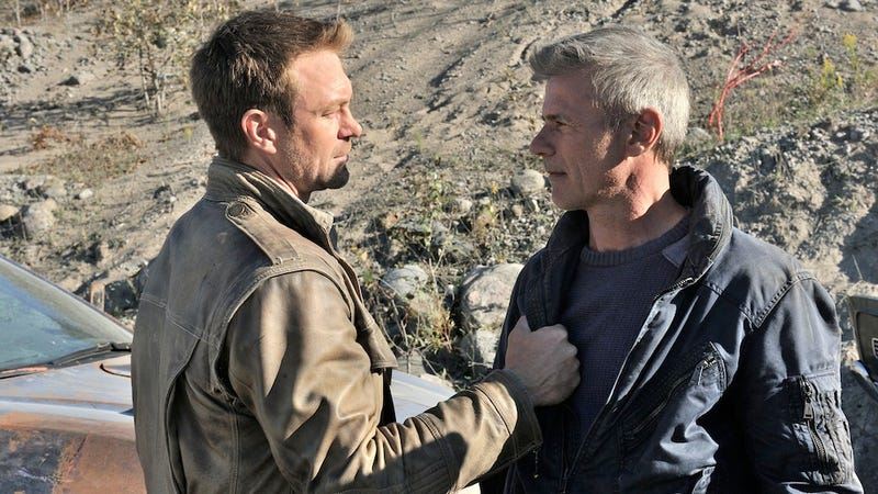 An old friend and new enemies visit Nolan in Defiance